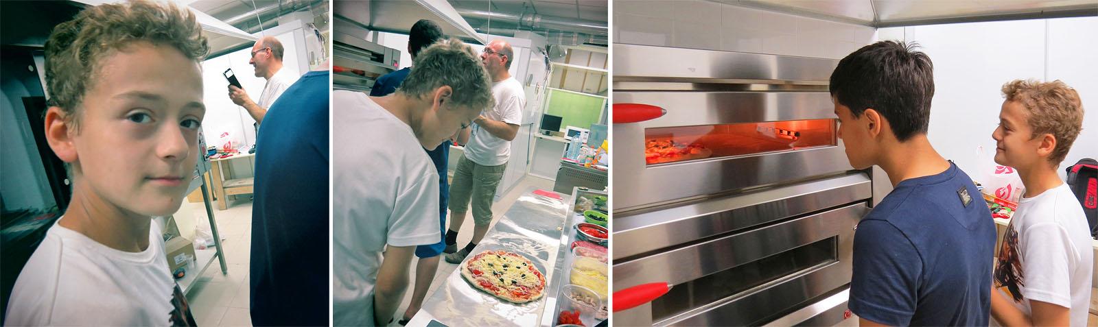 Для молодежи пицца - хорошая еда. Хоть на завтрак, хоть на обед. И на ужин само собой :)